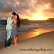 60-Minute Engagement Proposal Package Oahu Engagement Photographers