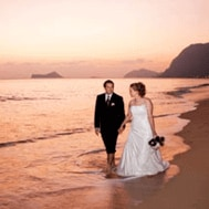 Sunrise or Sunset 90-Minute Wedding Plus Package