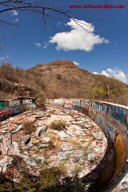 Abandoned Reservoir Diamond Head