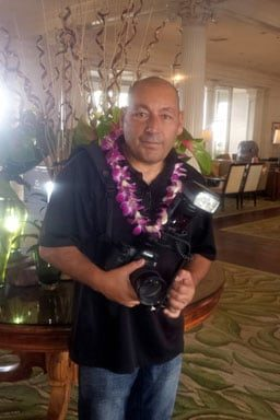 Professional Honolulu Hawaii Photographer Anthony Calleja
