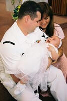 Hawaii Baptism Photos