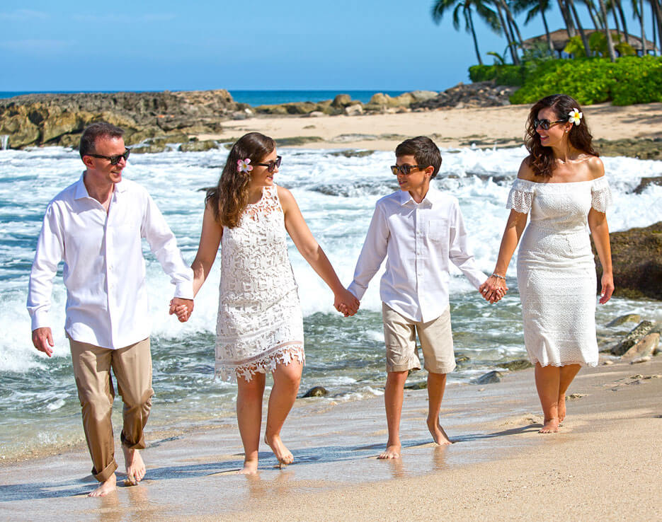 beach family lifestyle photography honolulu oahu hawaii