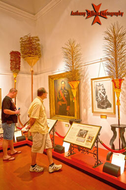 Bishop Museum collection of Hawaii cultural artifacts