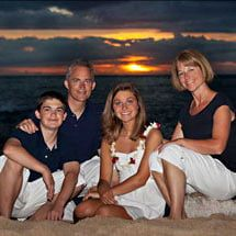 Family Photographers Near Honolulu