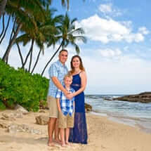 Family Photographers Oahu Hawaii