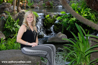 Honolulu High School Senior Portraits