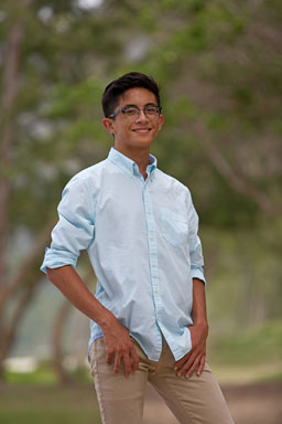Oahu Senior Graduation Portraits