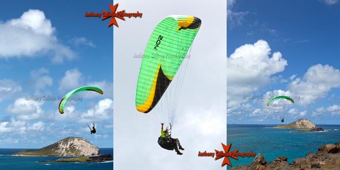 Makapuu Hang Gliding Hawaii