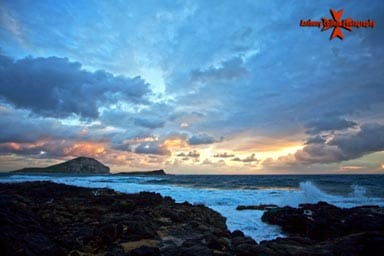 Hawaii Art Photography Oahu Sunrise Photography