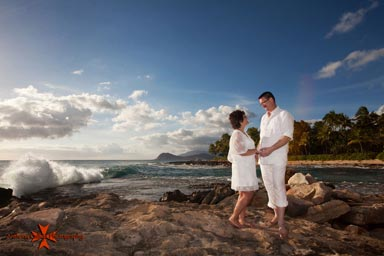 KoOlina Honeymoon Photography