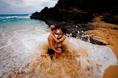 Oahu Honeymoon Photography