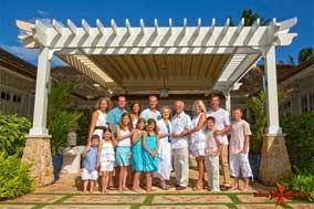 hdr photography oahu family portrait photography kailua beach home oahu