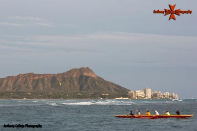 Honolulu Canoe Races