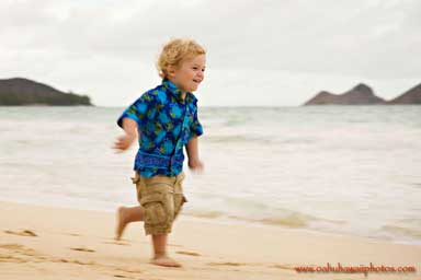 Waikiki Children photography