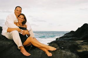 Engagement Photographer in Honolulu
