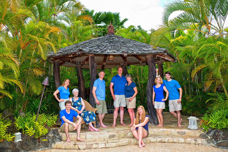 Kailua Family Portrait Photography on Oahu
