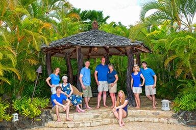 Kailua Group Portrait Photography