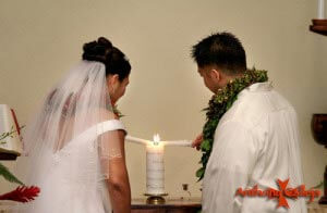 Kamehameha Chapel Wedding Photographers