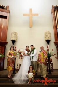 Kamehameha Chapel Weddings