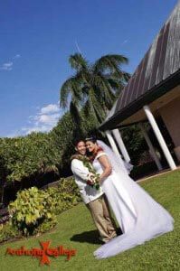 Kamehameha Chapel Wedding Photography