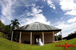 Kamehameha Chapel Wedding Portrait Photography