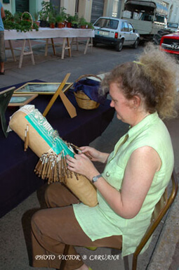 Maltese Lace Maker