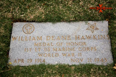 1ST LT William Deane Hawkins