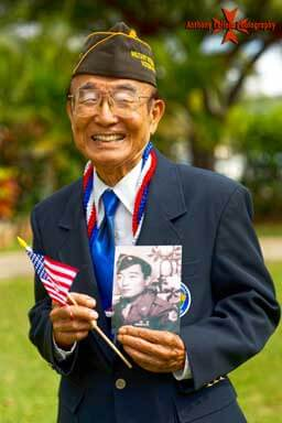 Japanese American WWII Nisei Soldier