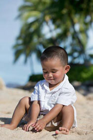 Koolina Child Portrait