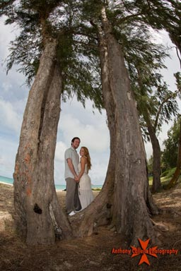 Engagement Portraits on Oahu