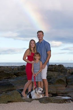 Koolina Beach Family and Pet Portraits