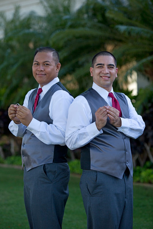 from Ronald gay wedding oahu