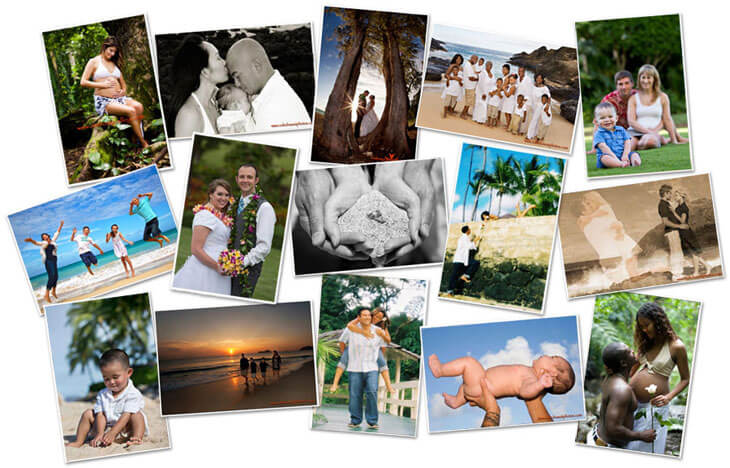 Affordable Hawaii Photographer Family Portrait Photographer on Oahu