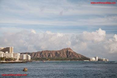Seascape Photography Diamond Head