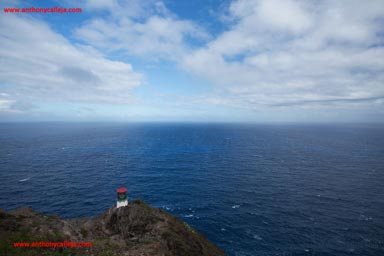 Seascape Photography Makapuu Lighthouse