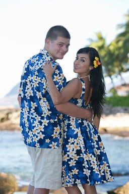 Wedding Anniversary Photographers in Honolulu