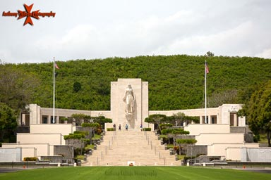 National Memorial Cemetery of the Pacific Punchbowl