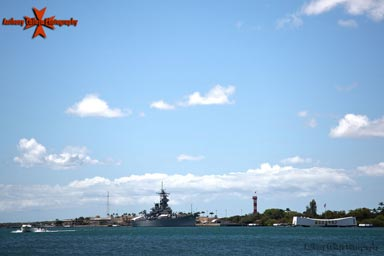 Pearl Harbor - USS Arizona Memorial and USS Missouri, Honolulu, Oahu, Hawaii