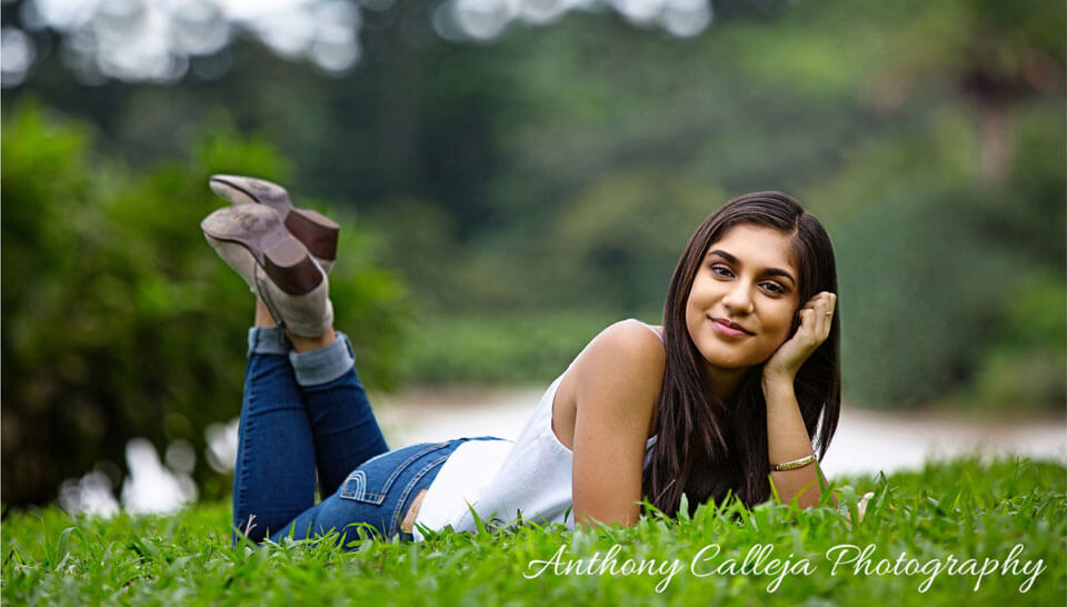 Oahu Senior Portrait Photography