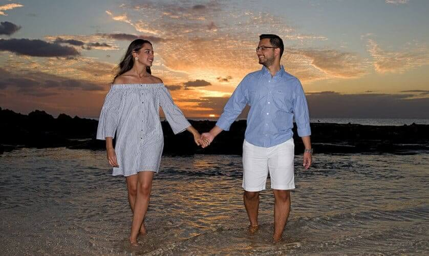 Best Couples photography on Oahu