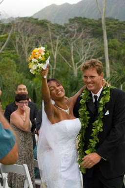 Honolulu Weddong Ceremony Photographer