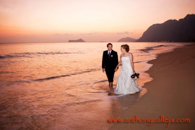 Waikiki Wedding Photography