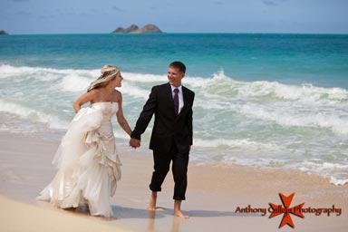 waikiki beach wedding photography