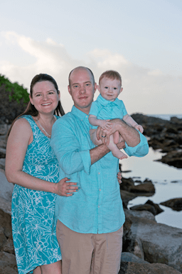 Koolina Beach family Portraits