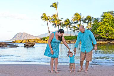 Koolina Beach Portraits
