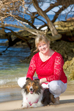 Paradise Cove Beach Pet Photography