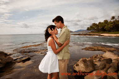 Koolina Engagement Photographer Honolulu Couples Photography