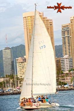 Honolulu Sailboat Races