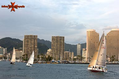 Honolulu Yacht Races