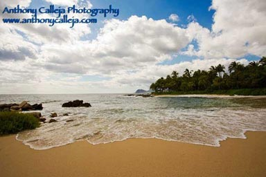 Secret Beach Koolina Resort Honolulu County Oahu Hawaii